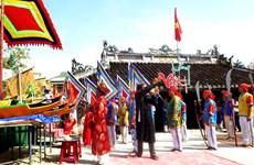 2018年黄沙兵替身祭礼在广义省李山岛县举行