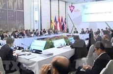 第22届东盟财长会议在新加坡召开