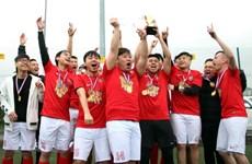 2018 SVUK Cup 为旅居英国大学生提供交流平台