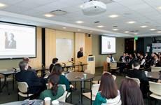 越南为旅美越南大学生的创业精神和倡议给予大力支持