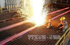 2018年第一季度和发集团建筑钢材产量同比增长10%