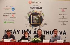 亚洲美食与文化节首次在首都河内和下龙市举行