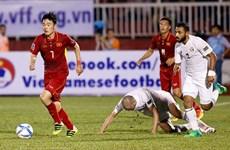 FIFA最新排名:越南队上升10位,接近世界100强