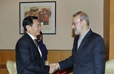 越南与伊朗促进友好合作关系