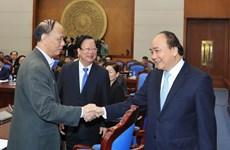 越南政府和祖国阵线配合加强民族大团结和社会共识