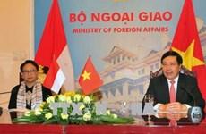 越印双边合作委员会第三次会议在河内举行