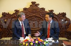 俄罗斯卡卢加州为越南企业创造最便利条件