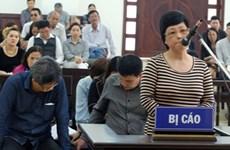 周氏秋娥案二审作出判决:维持一审法院对周氏秋娥作出的无期徒刑判决