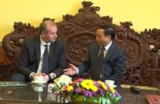 在俄罗斯伊尔库茨克的越南企业迎来许多投资机会