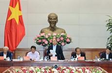 阮春福总理:制定特别经济行政单位突破体制机制并创造发展动力