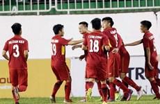 Suwon JS Cup 2018国际足球锦标赛:越南U19队0比4不敌墨西哥U19队