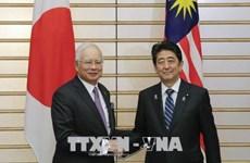 日本与马来西亚签署转让国防设备协议