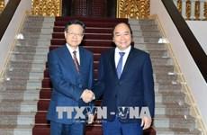 阮春福总理:广西应努力同越方促进边境贸易经济发展