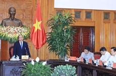 阮春福:凭借发展潜力和优势  寻找经济增长新动力