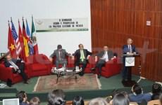 越南出席在墨西哥举行的研讨会 突出东盟共同体的国际地位