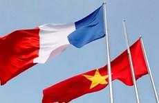 越南与法国——实质性战略伙伴