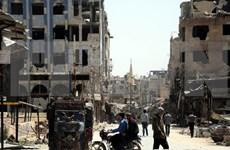 东盟外长就叙利亚局势发表声明