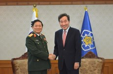 越南与韩国签署防务合作共同愿景声明
