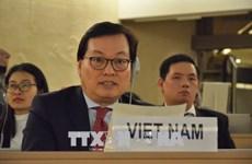 越南支持国际社会为核裁军所作出的努力