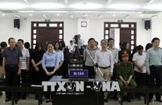 何文深及同犯贪污案:检察院建议保持对被告何文深、阮春山的判决