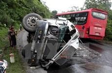 前四月全国2788人死于交通事故