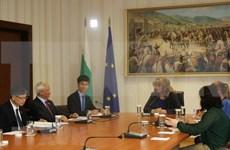 越南国会副主席汪周刘访问保加利亚