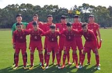 亚洲U16男足锦标赛抽签结果出炉:越南、伊朗、印尼、印度同分C组
