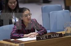 越南呼吁联合国安全理事会参与解决以色列-巴勒斯坦冲突