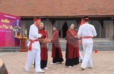 富寿省春曲古村以歌会友  打造富寿省旅游产品