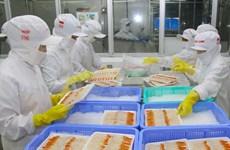 2018年前四月越南水产品出口额达24亿美元