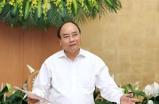 阮春福总理:确保法律草案制定工作如期进行