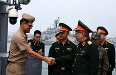 越南国防对外:通过和平方式提早保卫祖国的计策(第二期)