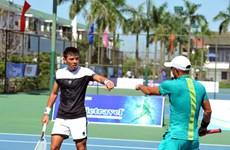 2018年越南男网F1未来赛:李黄南晋级单打1/4决赛和男双半决赛