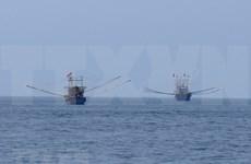 坚江省对外公布违反IUU警告的渔船和船主名单