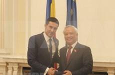 罗马尼亚高度评价越南在亚洲的作用