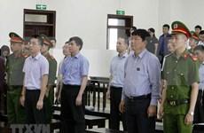 郑春青及其同案犯案件二审开庭:被告人郑春青申请撤回上诉