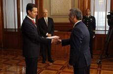 墨西哥总统承诺加强越墨多领域合作