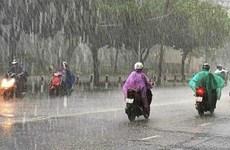 宣光省出现大范围强降雨  近两百间房屋受损