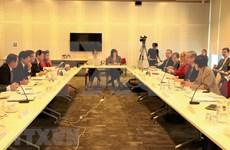 第二次越南和澳大利亚农业政策高级别对话在澳大利亚举行