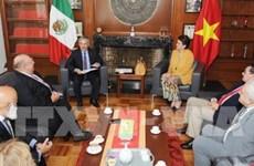 墨西哥劳动党总书记高度评价与越南的合作关系