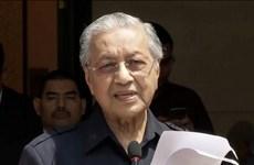 世界各国向马来西亚新一届政府致贺电