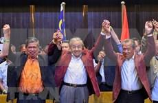 阮春福总理向马来西亚新任总理马哈蒂尔致贺电