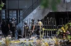 印尼东爪哇省发生连环爆炸袭击  造成至少13人死亡
