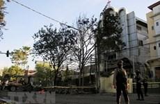 越南强烈谴责在印尼泗水发生的恐怖袭击事件