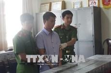 老街省警方破获史上最大毒品案件 缴获329块海洛因