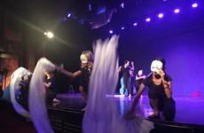 越法两国23支戏剧队参加2018 APS春季舞台大联欢