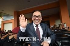 马来西亚前副总理安华•依布拉欣获释