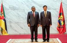 莫桑比克十分重视加大与越南的合作力度