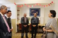 越南研究中心为越印双边关系注入新动力