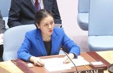 越南强调以和平措施解决争端的义务